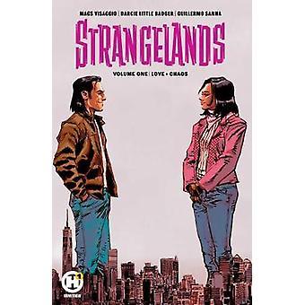 Strangelands Vol. 1 by Magdalene Visaggio - 9781643379807 Book