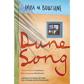 Dune Song by Anissa M. Bouziane - 9781912240357 Book