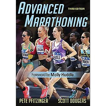 Advanced Marathoning by Pete D. Pfitzinger - 9781492568667 Book