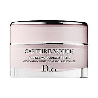 Christian Dior Capture Youth Age-Delay Advanced Creme 1.7oz / 50ml
