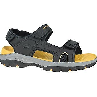 הסקירס טרסמנאנו 204106BLK נעלי קיץ אוניברסליות לגברים