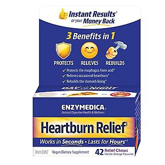 Enzymedica Heartburn Relief Chewables 42 (10030)