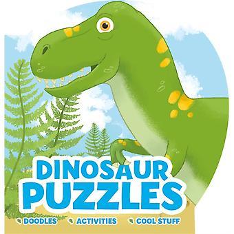Dinosaur Puzzles  Doodles . Activities . Cool Stuff by Lisa Regan