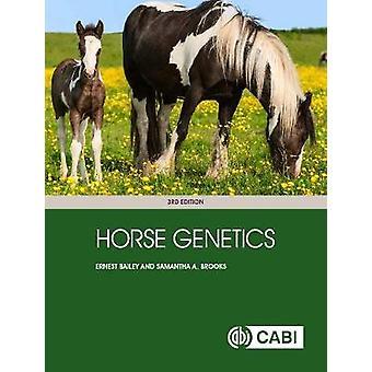 Horse Genetics door Ernest Bailey - 9781786392596 Boek