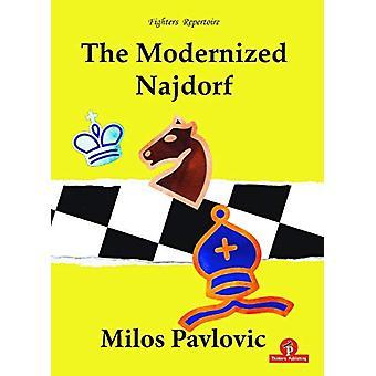 The Modernized Najdorf by Pavlovic Milos - 9789492510389 Book