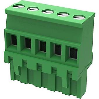 Degson Pin enclosure - cable 2EDGKA Total number of pins 12 Contact spacing: 5.08 mm 2EDGKA-5.08-12P-14-1000AH 1 pc(s)