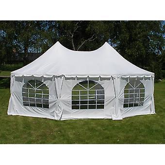 Tendone per feste Elegance 6,8x5m, Bianco