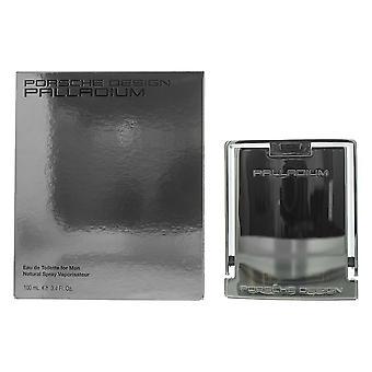 Porsche Design Palladium Eau de Toilette 100ml Spray For Him