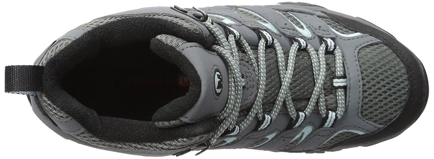 Merrell Womens Moab 2 Mid Gtx Hight Top Lace Up Walking Shoes