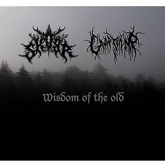 Graatindr / Skogr - Wisdom of the Old [CD] USA import
