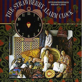 Strawberry Alarm Clock - fragole USA dire amore [CD] importare