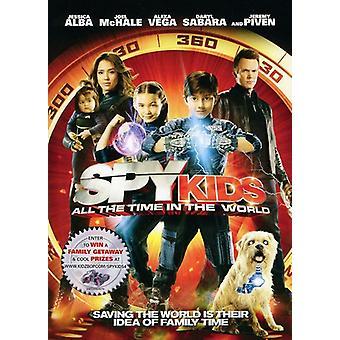 Spy Kids 4 [DVD] USA import