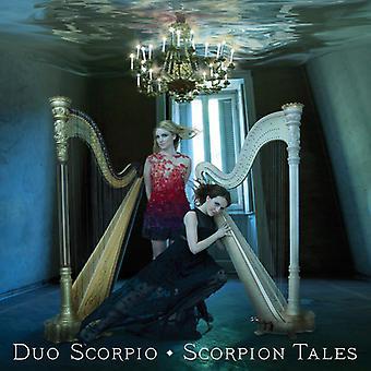 Scorpion Tales [CD] USA import