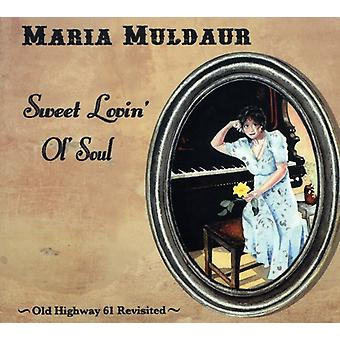 Maria Muldaur - Sweet Lovin' Ol' Soul [CD] USA import