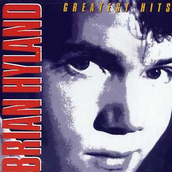 Brian Hyland - Greatest Hits [CD] USA import