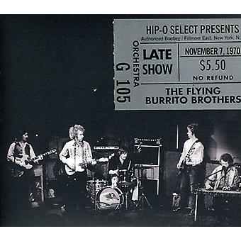 Flying Burrito Brothers - Authorized Bootleg: Fillmore East N.Y. N.Y. Late S [CD] USA import