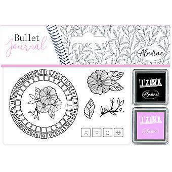Aladine Bullet Journal Foam Stamps Tracker