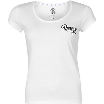 Unbranded FC Script T Shirt Ladies