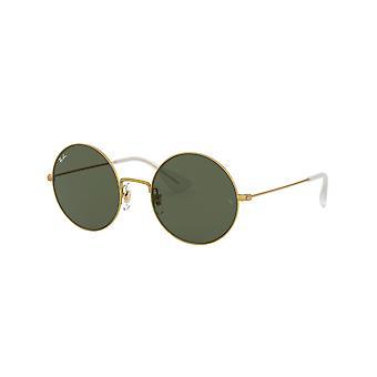Ray-Ban Ja-Jo RB3592 901371 Rubber Gold/Dark Green Sunglasses