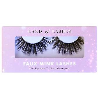 Land of Lashes Faux Mink Lashes - Blair - The Signature to Your Masterpiece