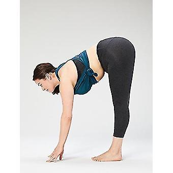Brand - Core 10 Women's Plus Size Spectrum Yoga High Waist 7/8 Crop Le...