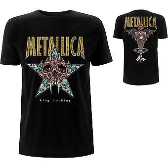 Metallica King Nothing Official Tee T-Shirt Unisex