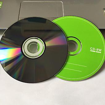 5 Plater Grade A + Blank Cd-rw Disc