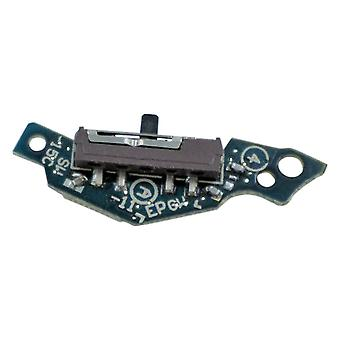 Power switch for psp 2000 sony on off pcb led status light board replacement | zedlabz