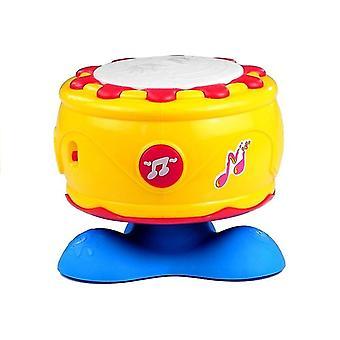 Interactieve trommel voor baby's en peuters met licht en geluid