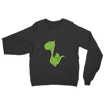 Mommy's lille drage klassisk voksen sweatshirt