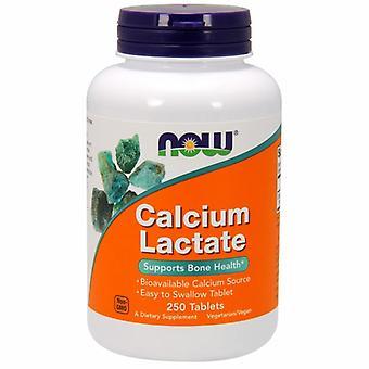 今の食品カルシウム乳酸、250タブ