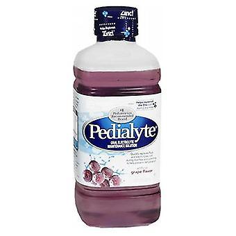 Pedialyte Pedialyte Liquid Grape, 33.8 oz