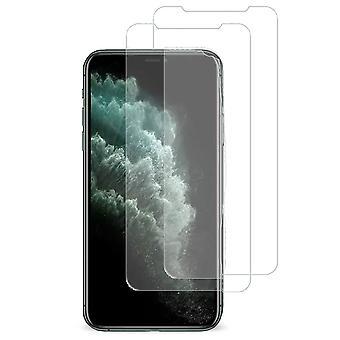 Härdat glas filmskärmskydd för iPhone 12 Pro Max Mini XR XS Max 8 7 6s