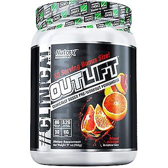 Nutrex Research Outlift Clinical Edge 760 gr
