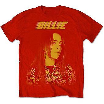 Billie Eilish Racer Logo Jumbo T-shirt