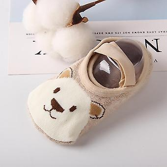 Baby Cotton Socks, Shoes Non-slip, Infant Walk, Toddler Floor Casual, Anti-slip