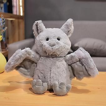 Creative Cartoon Bat Plush Toy, Dark Elf Cute Bat, Baby Soft Personality With