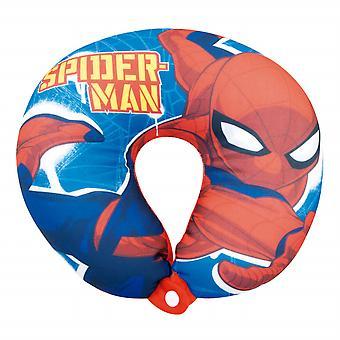 neck cushion Spider-Man junior 28 cm spandex red/blue