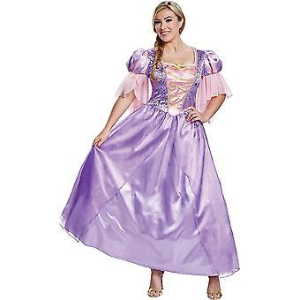 Womens Rapunzel Deluxe Costume
