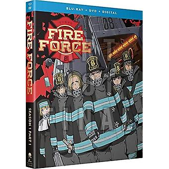 Fire Force: Season One - Part One [Blu-ray] USA import