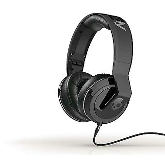 Skullcandy Over-Ear DJ Audio Headphones Method Man Foldable with Mic