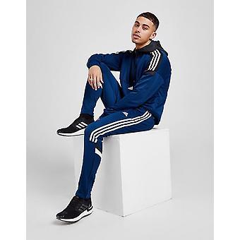 New adidas Men's Match Track Pants Blue