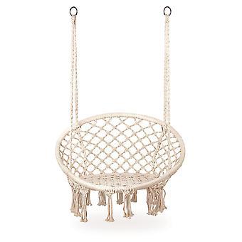 Hangende tuinschommelstoel