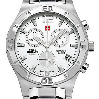 Swiss Military by Chrono Mens clock 20072ST-2M