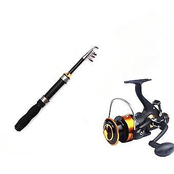 Double Brake Design Fishing Reel