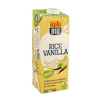 Organic Rice Vanilla Drink 1 L