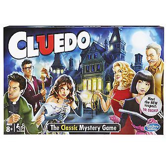 Hasbro gaming cluedo the classic mystery board game cluedo classic