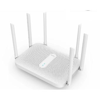Wireless Router Wifi Repeater With 6 High Gain Antennas Wider