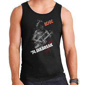 AC/DC 74 Jailbreak Men's Vest