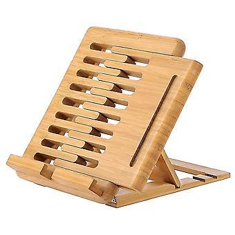 Luksus bogholder lavet af bambus træ
